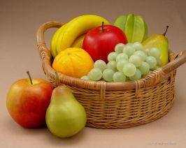 UE dă bani pentru încurajarea consumului de fructe