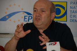 Petre Miluţ supărat că PNTCD nii măcr nu apare la întrebarea din sondaje