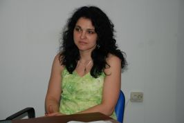 Alina Dimache este consilier de programe în cadrul OTIMMC Galaţi