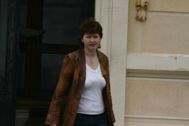 Marinela Dobrea - director la Direcţia de protecţie a politicienilor