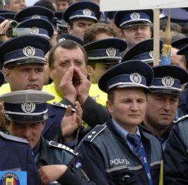 Poliţiştii n-are bani