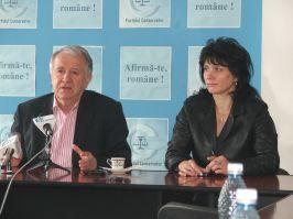 Eugen Durbacă şi Genica Totolici au trecut prin multe aventuri