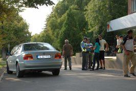 Comunitarii dăunează grav traversării