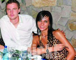 Sorin şi Roxana Ghionea - un cuplu în care unu' ştie să dea cu picioru', iar celălalt să dea din gură