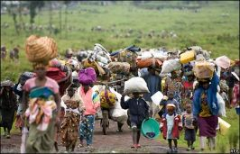 Salutări din însorita Congo