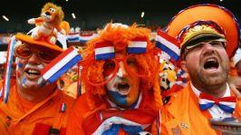 Fanii Olandei sînt deja montați pentru victorie