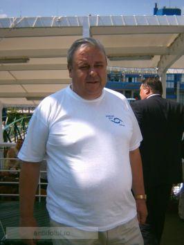 Corneliu Istrate campion la hotele - viteză