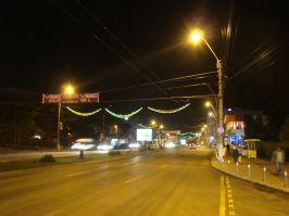 Crăciunul vine doar pe str. Brăilei