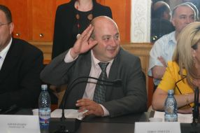 Eugen Găvan s-a trezit vorbind ca prostu'