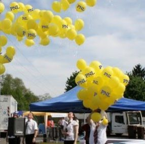 Haideți la umflat baloane!