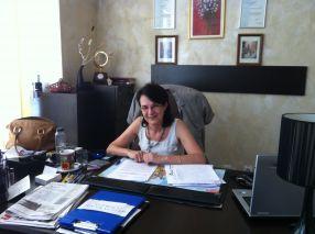 Adriana Stratulat consideră că disponibilizările din Apaterm sînt un rău necesar