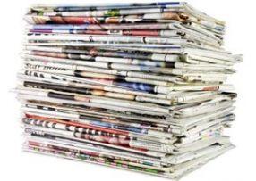 Ziarele tipărite, fie că se numesc Viața liberă sau Adevărul de Seară, sînt de ceva vreme în cădere liberă
