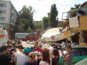 Echipajul de pe Ambulanță a spus că italianul Panetta este în afara oricărui pericol, acesta refuzînd să meargă la spital