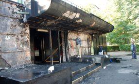Club Bamboo din Brăila, incendiat de interlopi