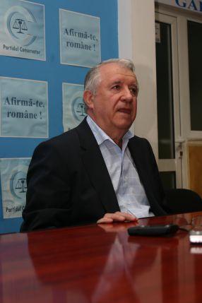 Eugen Durbacă chiar crede că e pe primul loc în sondaje
