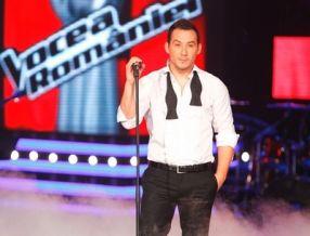 Ștefan Stan, cîștigătorul Vocea României 2011