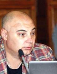 Radu Gheorghe, alias Gelu Țăranu, unul dintre patronii de la Divino