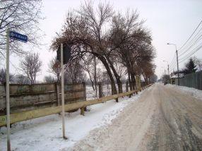 Str. Arcașilor, strada șmecherilor cu vilă