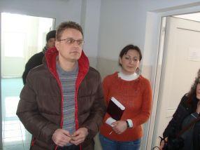 Adrian Subașu pare un țărănoi coclit bine camuflat în haine de director