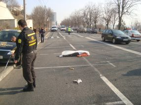 Victima accidentului rutier de pe faleză avea 62 de ani