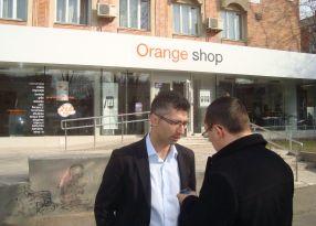 Viceprimarul Nicușor Ciumacenco a intrat de astăzi în campanie electorală