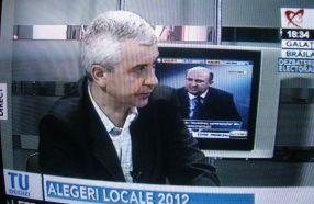 Claudiu Pamuc, susținătorul electoral al lui Eugen Chebac