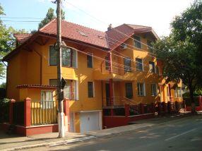 În vila lui Ninel Comșa încap jumătate dintre locatarii unui bloc cu 10 etaje. Și mai rămîn locuri pe scaune