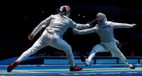 Confruntările de la sabie au oferit asalturi spectaculoase, la Jocurile Olimpice de la Londra