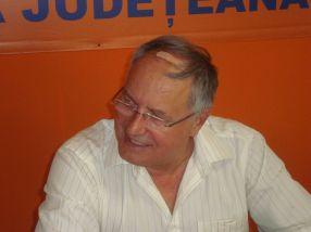 Mircea Toader, cu un plasture în cap