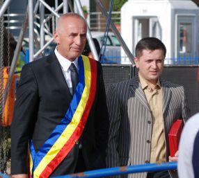 Marius Stan lîngă Grigore Cozma consilierul pe cooperare și relații externe