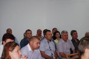 PPDD-iștii fac conferințe cu public. Curat OTV