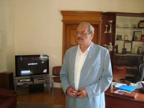 Dan Lilion Gogoncea avea odinioară județul Galați agățat la breloc