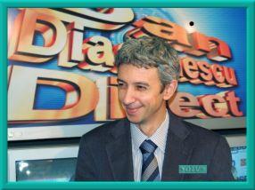 Dan Diaconescu, noul refugiu politic pentru Marius Necula