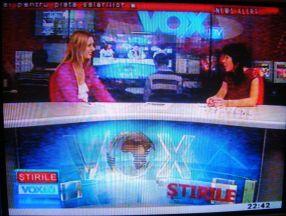 Vox TV, locul unde niciodată nu se întîmplă nimic