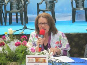 Katia Nanu nu a gustat filmul omagial făcut de ziua ei, cînd a împlinit 58 de ani