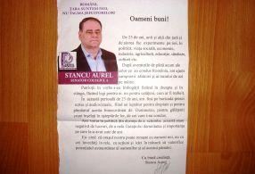 Scrisoarea I, de Aurel Stancu