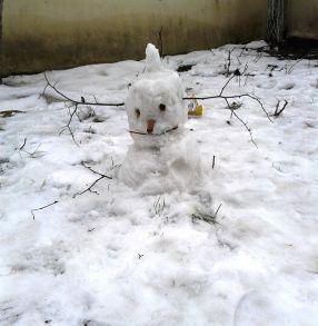 Mr. Snowman Galati