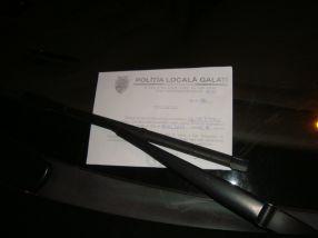 Poliția Locală Galați face invitații