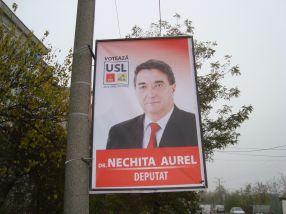 Dr. Aurel Nechita va fi deposedat de mandatul de deputat