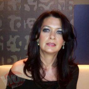Diana Duhanov a fost iubita lui Mircea Badea, înainte de Carmen Brumă