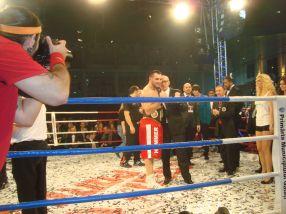 Hop și primarul Marius Stan pe scenă, să se vîre în poza lui Christian Ciocan