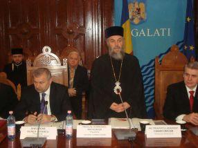 IPS Casian s-a băgat și el în seamă la întîlnirea cu șmecherii din județele Galați, Brăila și Tulcea