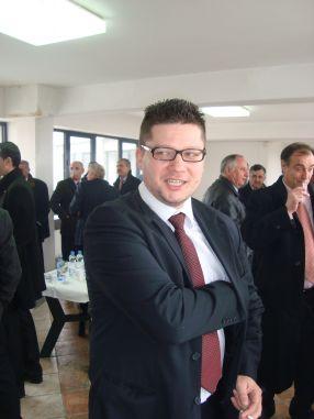 Silviu Bacalum, unul dintre preferații primarului Marius Stan