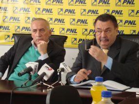 Primarul Marius Stan și deputatul Victor Paul Dobre, doi liberali experți în săpături