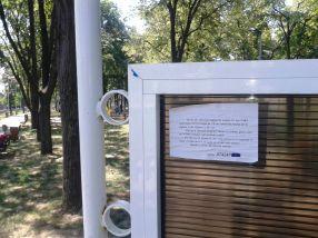 Videochat în Parcul Rizer