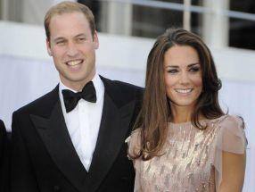 Prințul William și ducesa Kate au făcut un copil