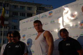 Leif Larsen, animalul de 2 metri cu care se va bate Cristian Ciocan