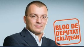 Mihail Boldea, pe vremea cînd era deputat gălățean, ba avea și blog de deputat  gălățean