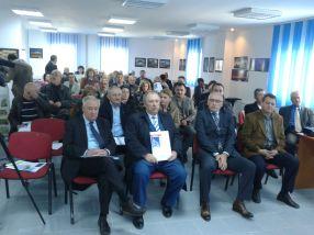 De la stînga la dreapta: Ion Mocanu, Marian Filimon și Marius Stan