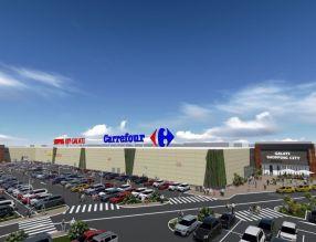 Sfertomallul Galați Shopping City va rămîne la nivelul de supermarket ceva mai mare